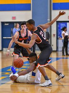 Gaithersburg vs Rockville Boys Basketball