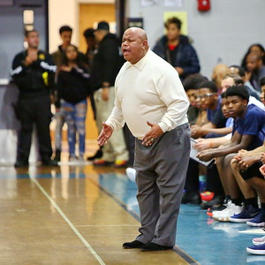 George P. Smith/The Montgomery Sentinel    Springbrook head coach Darnell Myers.