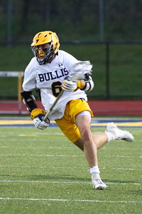 George P. Smith/The Montgomery Sentinel    Bullis senior Matt Kelly (6), a team captain.
