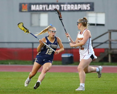 George P. Smith/The Montgomery Sentinel    Good Counsel's Kayla Rieu (19).