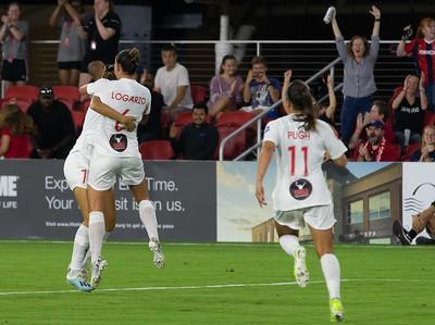 NWSL: Washington Spirit vs FC Reign