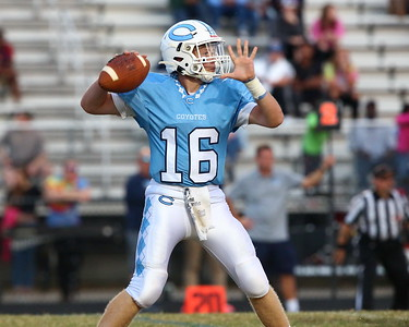 George P. Smith/The Montgomery Sentinel    Clarksburg's Nick Bolling (16).