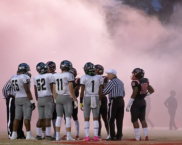October 25, 2019 - In a battle of unbeaten Maryland 4A West schools, Quice Orchard prevails 17-7 over rival Northwest at QO. Photo by Mike Clark/The Montgomery Sentinel
