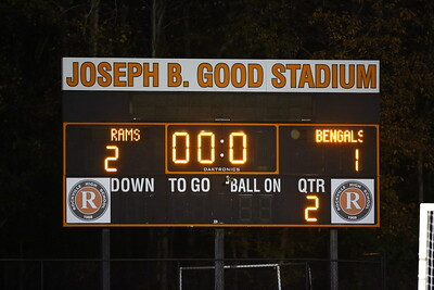 George P. Smith/The Montgomery Sentinel    FINAL Rockville 2 - Blake 1