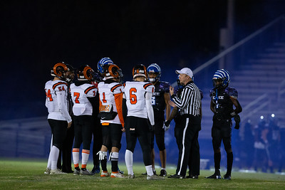 November 1, 2019 - Host Blake High School takes on the Rockville Rams.  Photo by Mike Clark/The Montgomery Sentinel