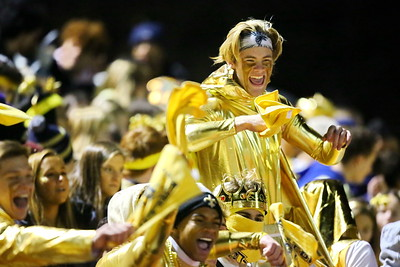George P. Smith/The Montgomery Sentinel    Good Counsel fans.