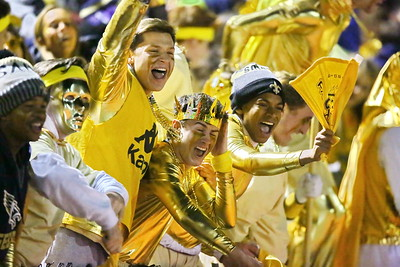 George P. Smith/The Montgomery Sentinel    Good Counsel fans