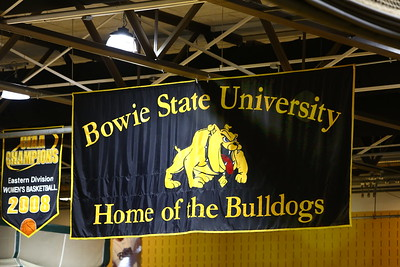 George P. Smith/The Montgomery Sentinel    Bowie State University  - Home of the Bulldogs