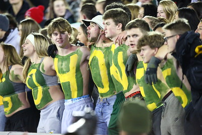 George P. Smith/The Montgomery Sentinel    Damascus student section.