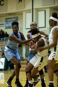 December 20, 2019, The Clarksburg defense dominated Seneca Valley at home on December - limiting the Screaming Eagles to 47 points while Clarksburg gathered 93 points on excellent shooting. Photo by Mike Clark/The Montgomery Sentinel