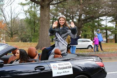 George P. Smith/The Montgomery Sentinel    Miss Teen Maryland Heavyn McDaniels