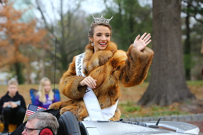 George P. Smith/The Montgomery Sentinel    Miss Maryland