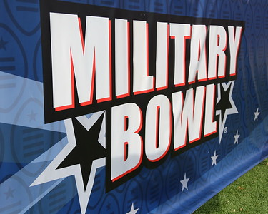 George P. Smith/The Montgomery Sentinel    Military Bowl