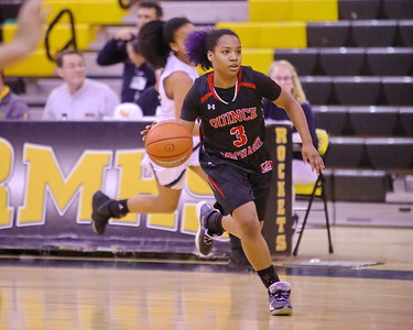 George P. Smith/The Montgomery Sentinel    Quince Orchard's Anaya Badmus (3).