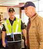 MoH Recipients and Delta Airlines Staff; Atlanta Airport.  Feb 1, 4; 2019