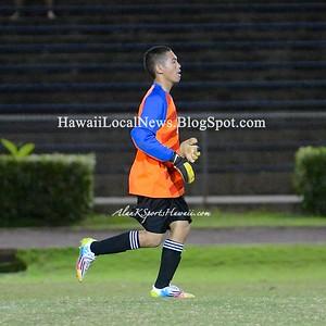 MoHS JV Boys Soccer vs Pac-Five 2015