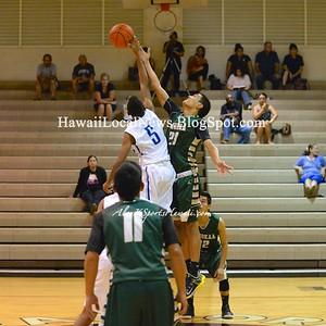 MoHS Varsity Boys Basketball vs Honoka'a Dragons 2015