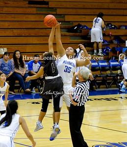 MoHS Varsity Girls Basketball vs McKinley 2015