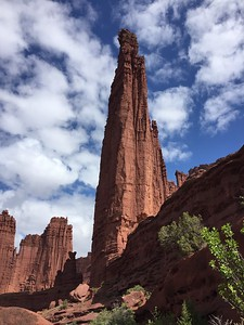 Wilderness Volunteers: 2016 Fisher Towers Service Project