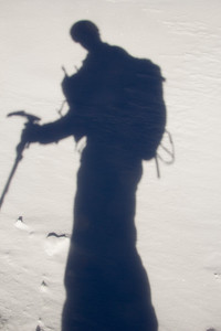 Mountaineer's Shadow