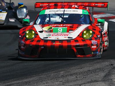 GT Daytona contender Pfaff Porsche #9