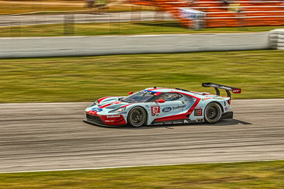 2019 Mobil 1 SportsCar Grand Prix @ Canadian Tire Motorsport Park - Richard Westbrook and  Ryan Briscoe in the #67 Ford GT - Ford Chip Ganassi Racing