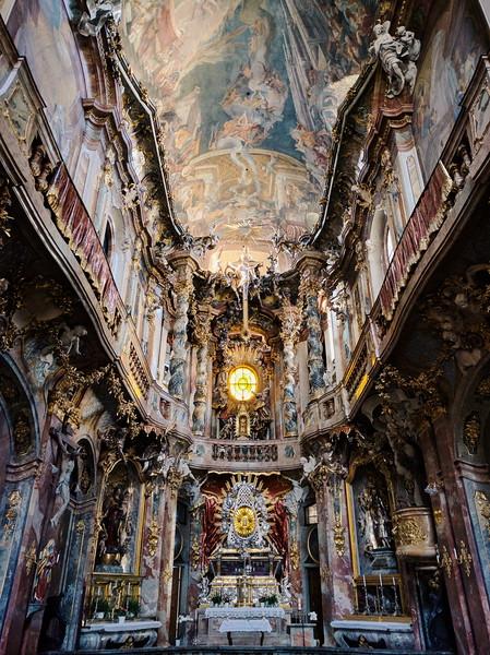 Asam's Church, Munich