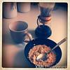 oatmeal and Organic Coffee