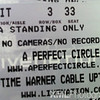 A Perfect Circle tickets!
