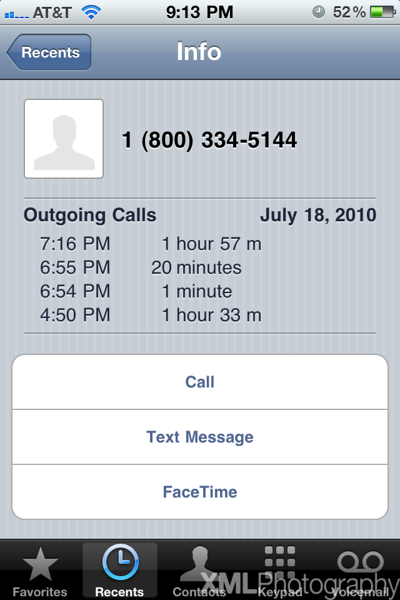 I spent a total of 4 hours on the phone with HP Customer Service that day, mostly doing the same 2 tests over and over, occasionally running the same test 2 times in a row without changing anything.