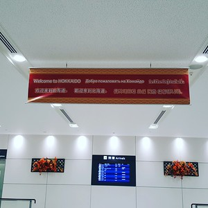 New Chitose Airport 2
