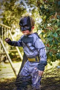 I'm Batman....