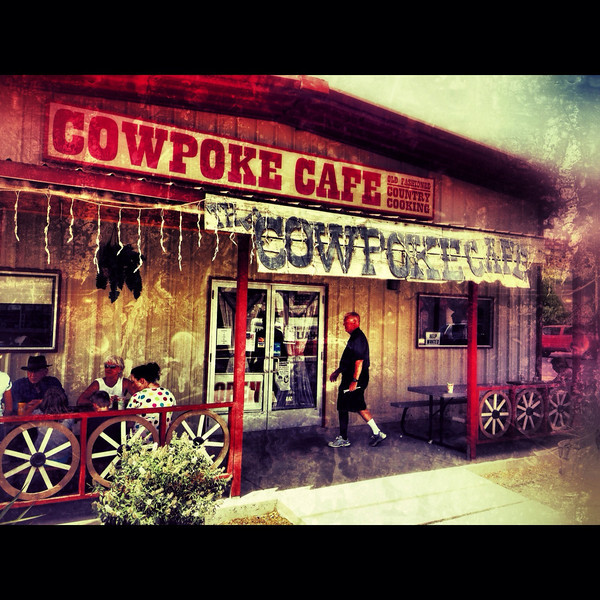 Cowpoke Cafe - Lovelock, Nevada