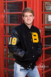 Jarett Boyd Class of 2018