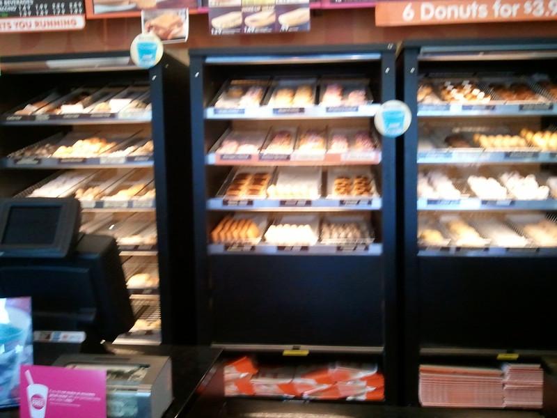 Hum, donuts