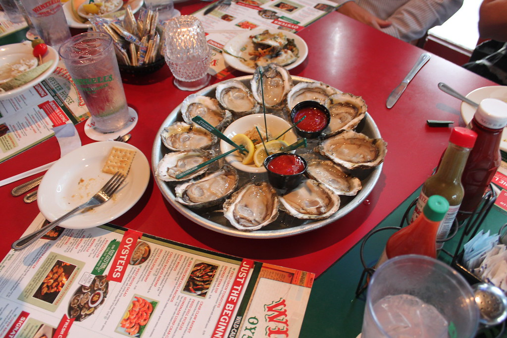Wintzell's oysters