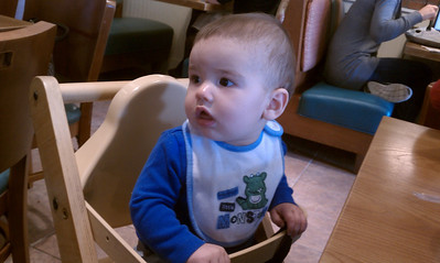 first high chair