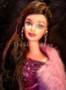 Scorpio Barbie - Before the drugs kicked in.
