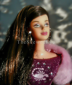 Scorpio Barbie #4 - So Glamorous, So Captivating and Mysterious!