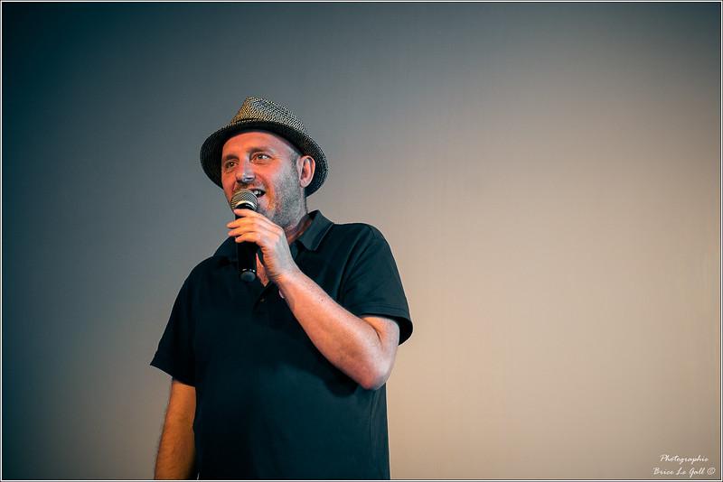 Eric Beynel (Solidaires) à l'occasion des 20 ans d'Attac. Paris, le 2 juin 2018.