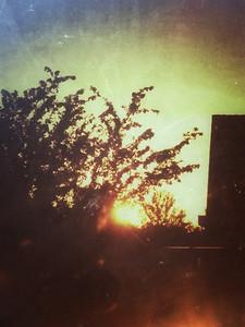 Sunset in Vordingborg