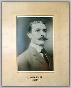 (1924) J  Juan Julia