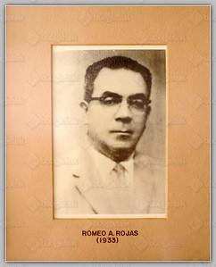 (1933) Romeo A  Rojas