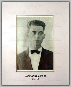 (1930) Jose Gonzales M