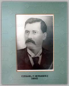 (1893) Ezequiel F  Hernandez