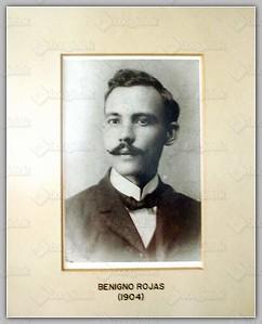 (1904) Benigno Rojas
