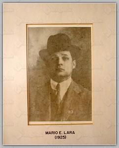(1925) Mario E  Lara