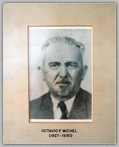 (1927-1930) Octavio F  Michel