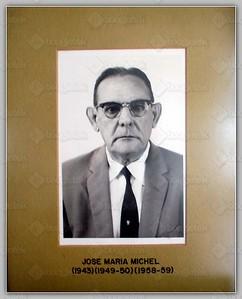 (1943)(1949-50)(1958-59) Jose Maria Michel