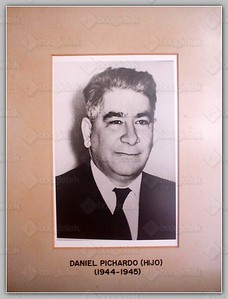 (1944-1945) Daniel Pichardo (Hijo)